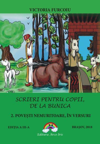 Victoria Furcoiu - 2. Povesti muritoare, in versuri