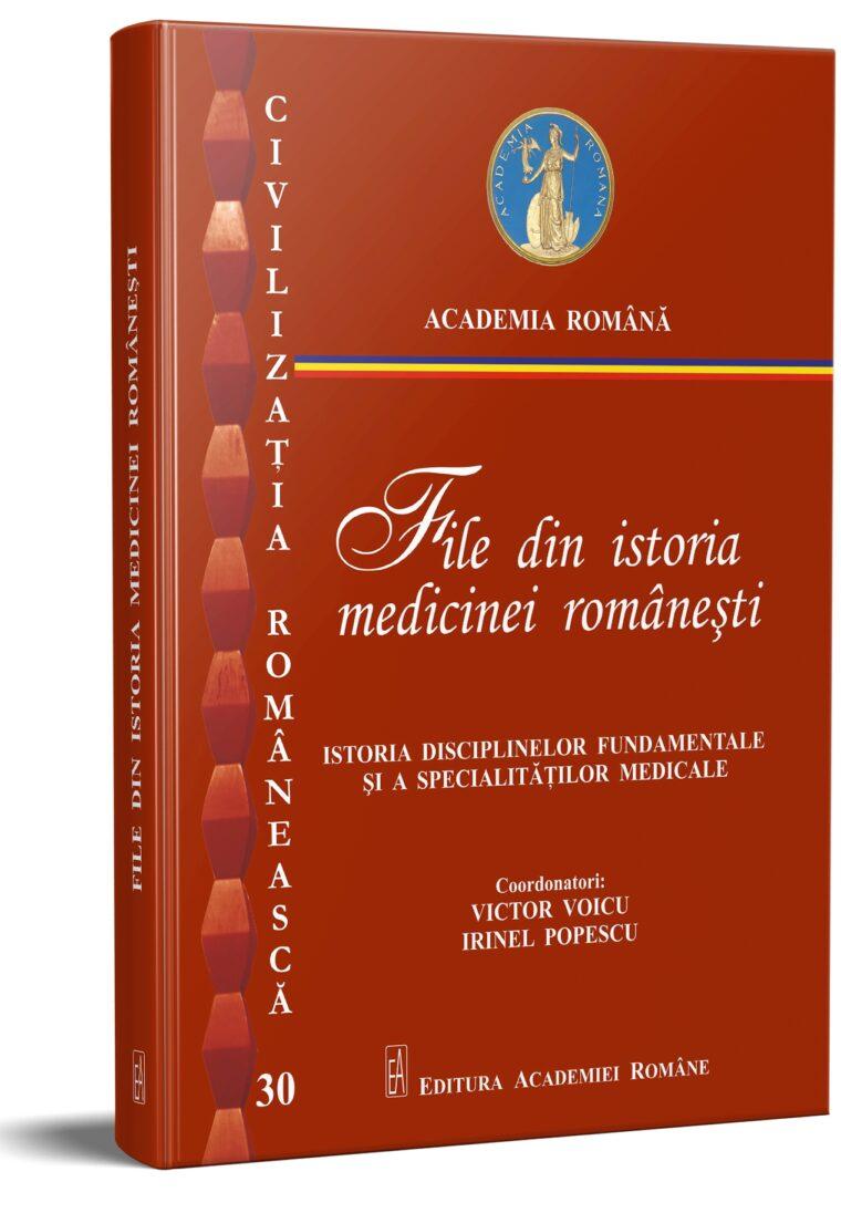 ISTORIA MEDICINEI SPECIALITATI