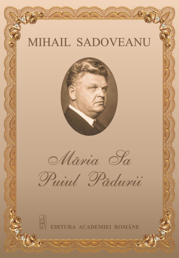 Maria Sa Puiul Padurii - M Sadoveanu