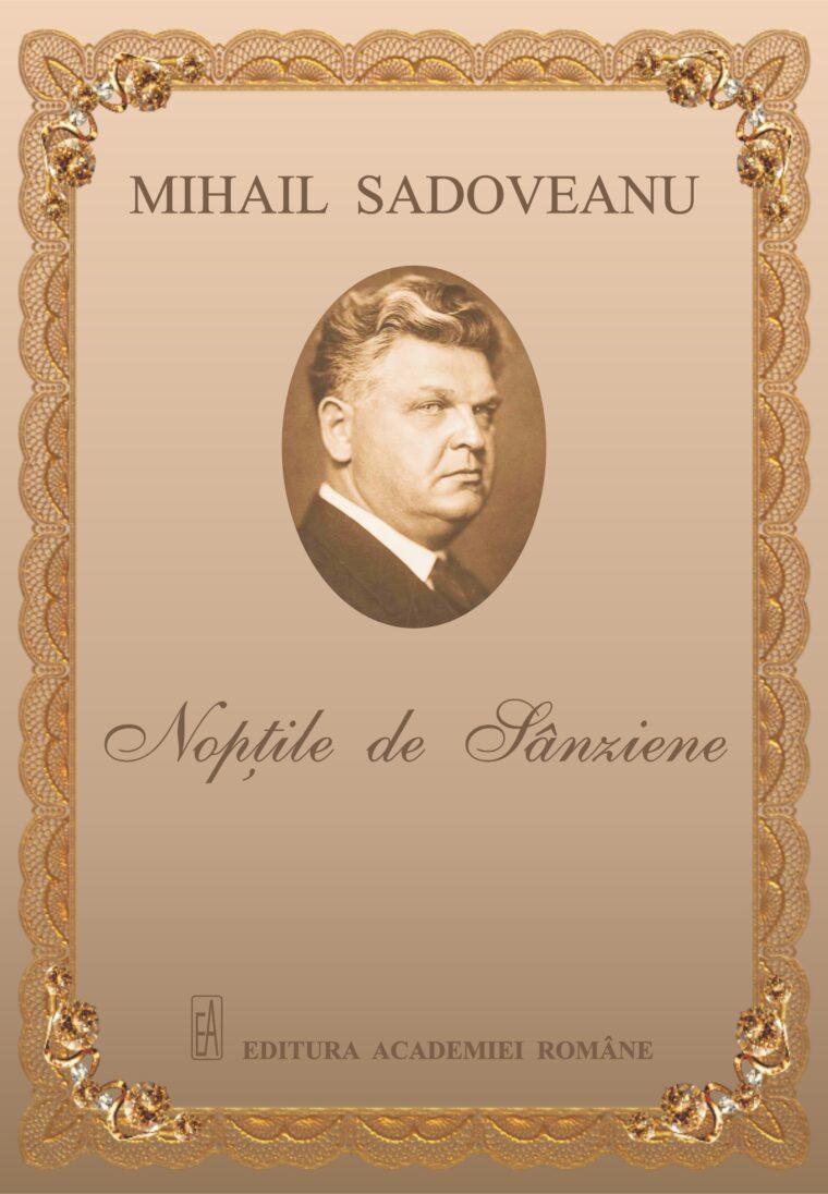 Noptile de Sanziene - M Sadoveanu